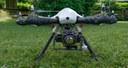 vue de face vision des 2 caméras