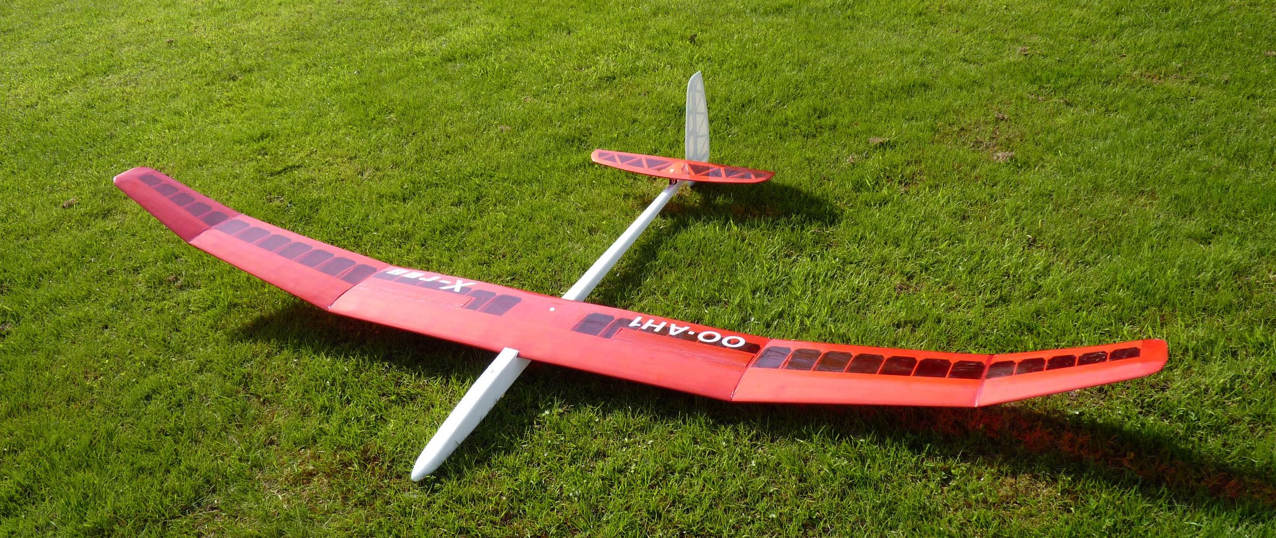 Le X-RES prêt à voler